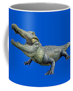 Bull Gator Transparent For T Shirts Coffee Mug