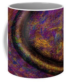 Coffee Mug featuring the photograph Bull Rust by Paul Wear