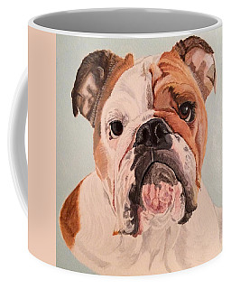 Bulldog Beauty Coffee Mug