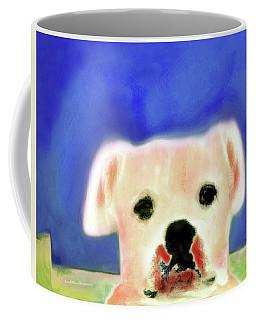 Bulldog Rana Art 7 Coffee Mug