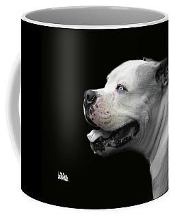 Bulldog Sando  Portrait  Coffee Mug