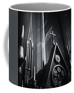 Bullet Church Coffee Mug