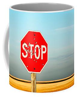 Traffic Sign Coffee Mugs