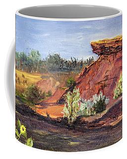 Bullock Reservoir Coffee Mug