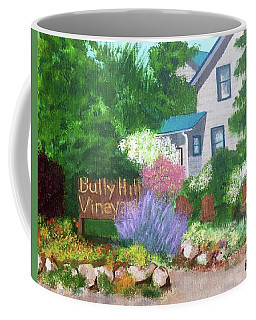 Bully Hill Vineyard Coffee Mug
