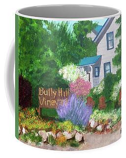 Bully Hill Vineyard Coffee Mug