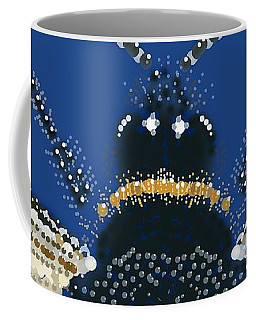 Bumble Bee Detail Coffee Mug