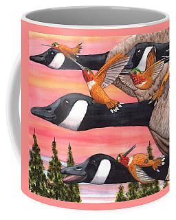 Bumming A Ride Coffee Mug