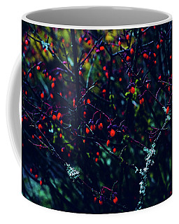 Coffee Mug featuring the photograph Reds by Gene Garnace