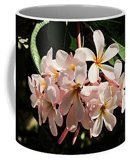 Bunch Of Plumeria Coffee Mug