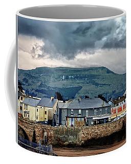 Bundoran - Bridge Bar - Looking Towards Dartry Mountains Coffee Mug