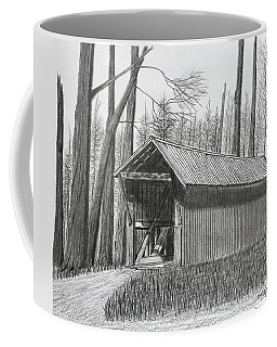 Bunker Hill Covered Bridge  Coffee Mug