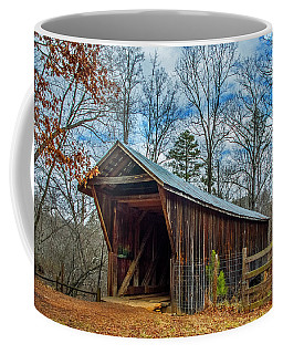 Bunker Hill Cvered Bridge Coffee Mug