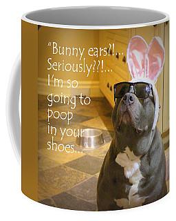 Bunny Ears? Coffee Mug
