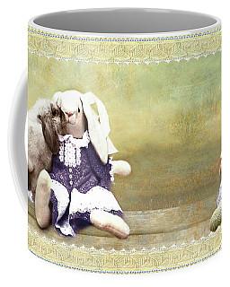 Bunny Kisses Doll Coffee Mug
