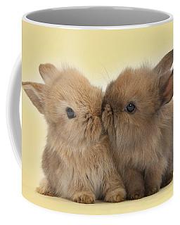 Bunny Kisses Coffee Mug