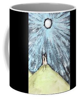 Bunny Moon Coffee Mug
