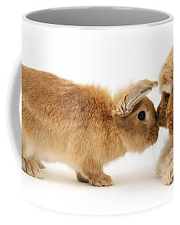 Bunny Nose Best Coffee Mug