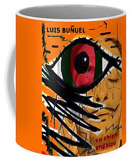 Bunuel Chien Andalou Poster  Coffee Mug