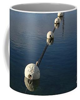 Buoys In Aligtnment Coffee Mug
