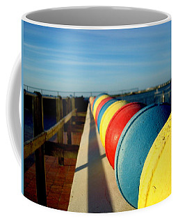 Buoys In Line Coffee Mug