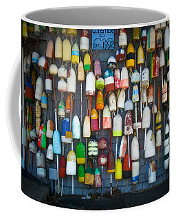 Buoys, Martha's Vineyard Coffee Mug