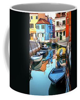 Burano II  Coffee Mug