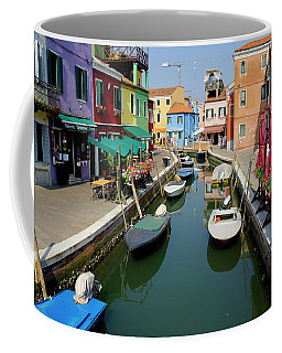 Burano Morning Coffee Mug