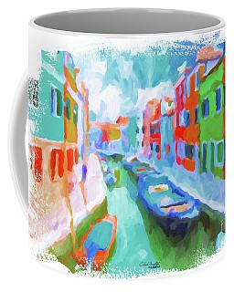 Burano, Venice, Italy Coffee Mug