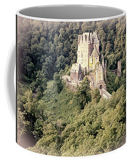 Burg Eltz - Watercolor Coffee Mug