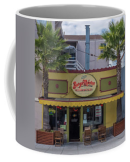 Burgermeister Restaurant, San Francisco Coffee Mug