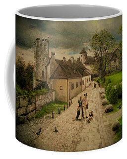 Burghausen Fortress Coffee Mug