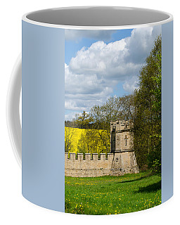 Burghley House Fortifications Coffee Mug