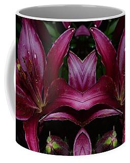 Burgundy Coffee Mug