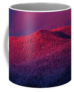 Burke Alpenglow Coffee Mug