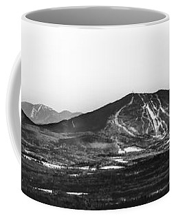 Burke And Cannon Wide Panoramic Coffee Mug