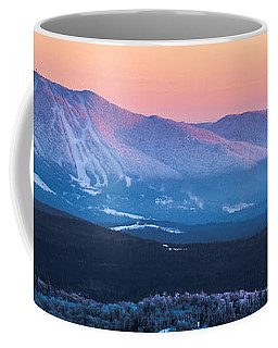 Burke To Moosilauke Coffee Mug
