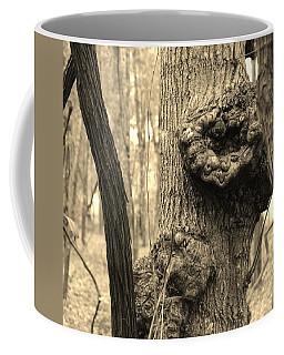 Burls And Vines Coffee Mug