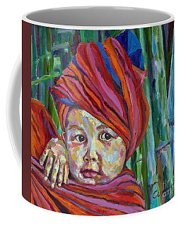 Burma Baby Coffee Mug