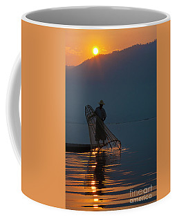 Burma_d143 Coffee Mug by Craig Lovell