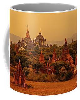 Burma_d2136 Coffee Mug by Craig Lovell