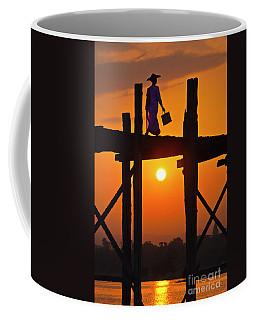 Burma_d807 Coffee Mug by Craig Lovell