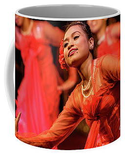 Burmese Dance 1 Coffee Mug