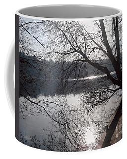 Burnaby Walk Coffee Mug by Kim Prowse