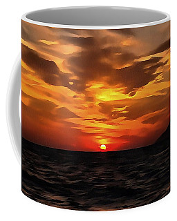 Burned Horizons Coffee Mug