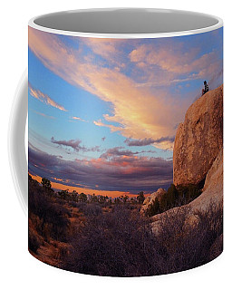Burning Daylight Coffee Mug