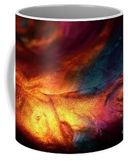 Burning Inside Coffee Mug
