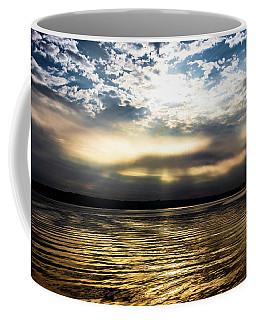 Burning Off Coffee Mug