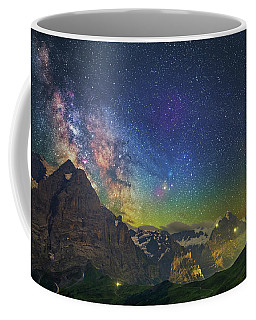 Burning Skies Coffee Mug