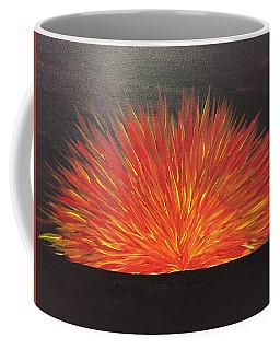Burning Sun Coffee Mug